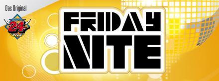 Radio 24 FridayNite im Plaza