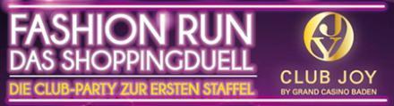 Fashion Run Party mit DJ Adrinardi