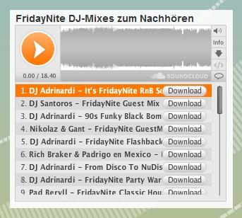 DJ Adrinardi every FridayNite on Radio24