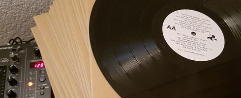Vinyl - DJ Adrinardi Remixes & Edits