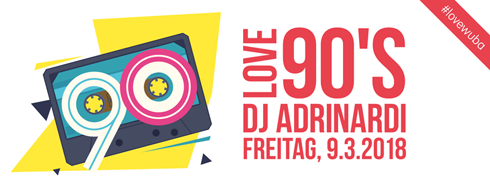 WUBA 90s Party is back