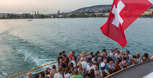 80s, 90s & 2000er-Partyschiff